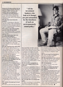 Paul Stanford 1990 High Times interview - 3